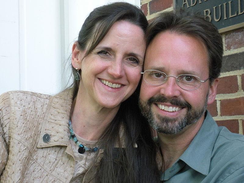 Ben & Helen Holmes, Owners