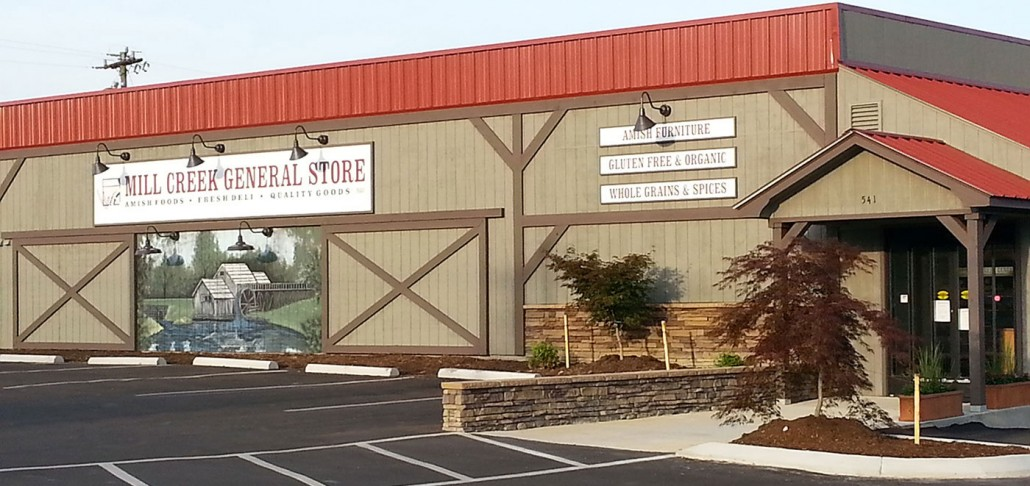 Mill Creek General Store – A specialty store in Mount Airy