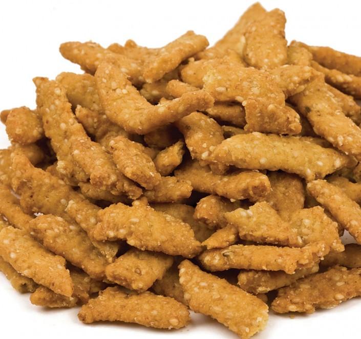 TH Foods Sesame Sticks, Oat Bran