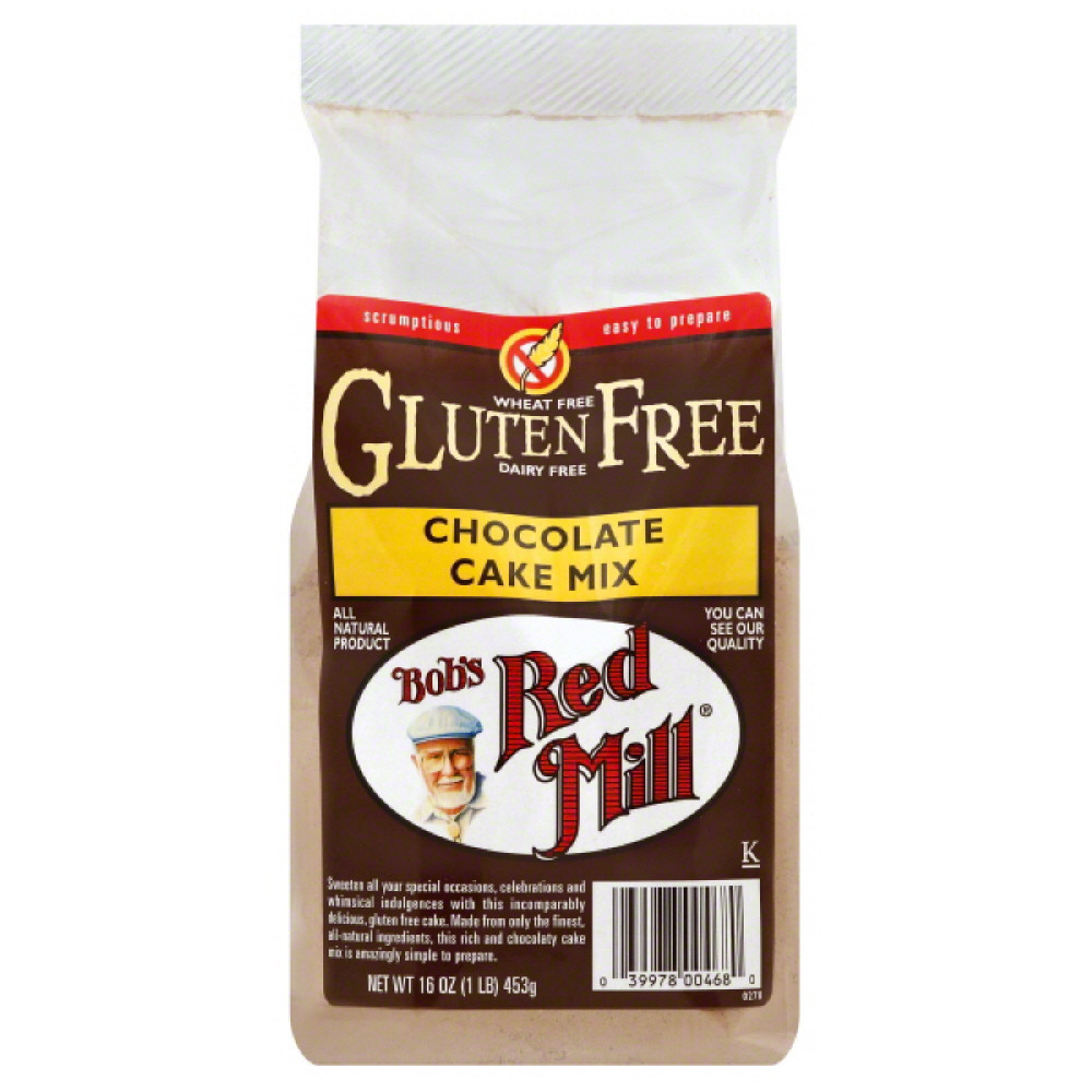 Bobs Red Mill White Cake Mix