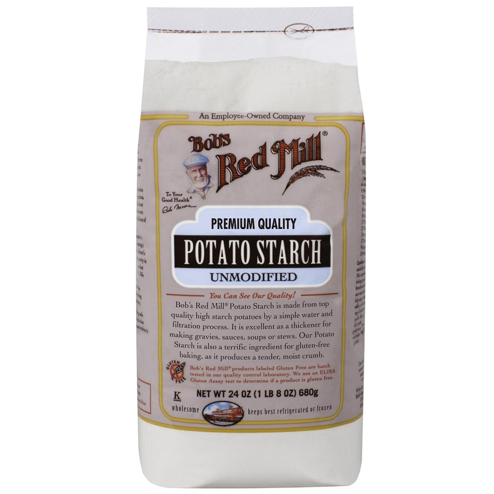 Potato starch coles
